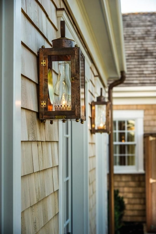 Inspiration about 17 Take Away Tips From Hgtv 2015 Dream Home | So Love Design With Copper Outdoor Lanterns (#14 of 15)