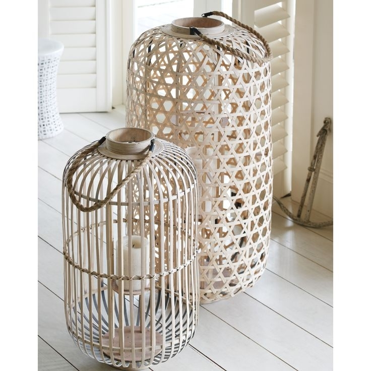 175 Best Candles & Lanterns Images On Pinterest | Candle Lanterns In Outdoor Bamboo Lanterns (View 2 of 15)