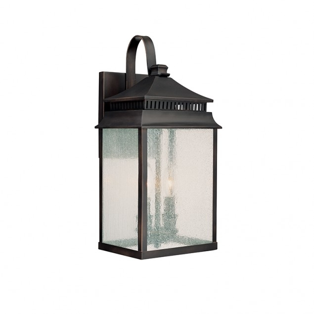 Inspiration about 2 Light Outdoor Wall Lantern | Capital Lighting Fixture Company In Outdoor Grey Lanterns (#9 of 15)