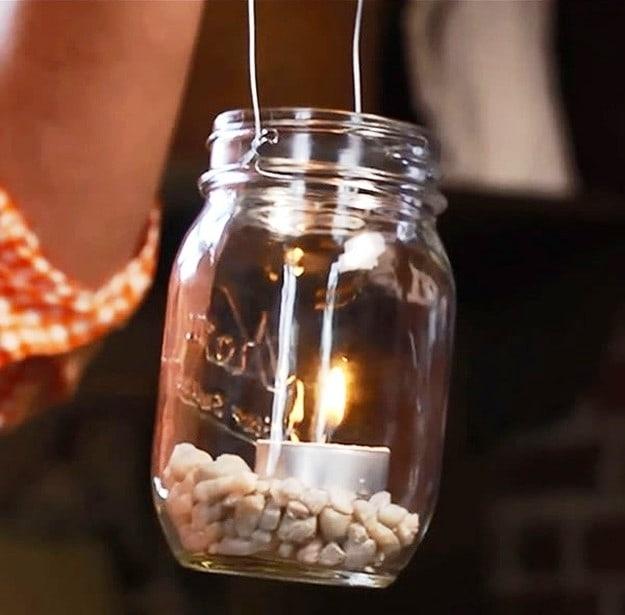 21 Bright Diy Outdoor Lantern Ideas For A Cool Garden Design For Joanns Outdoor Lanterns (View 2 of 15)