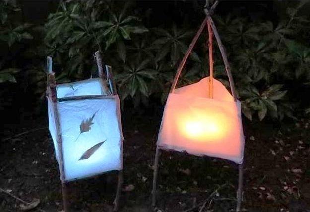 21 Bright Diy Outdoor Lantern Ideas For A Cool Garden Design For Joanns Outdoor Lanterns (View 1 of 15)