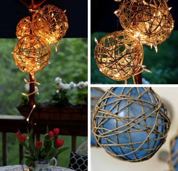 Inspiration about 21 Bright Diy Outdoor Lantern Ideas For A Cool Garden Design Within Diy Outdoor Lanterns (#1 of 15)