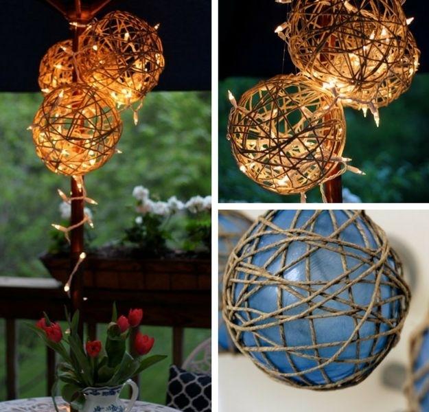 Popular Photo of Diy Outdoor Lanterns