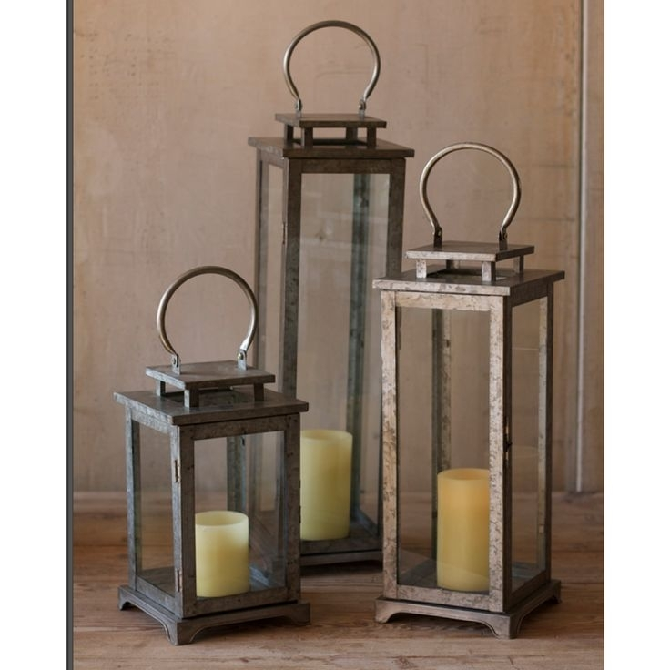 Inspiration about 254 Best Dream Home Decor Lighting Images On Pinterest Rustic Rustic Pertaining To Outdoor Rustic Lanterns (#1 of 15)