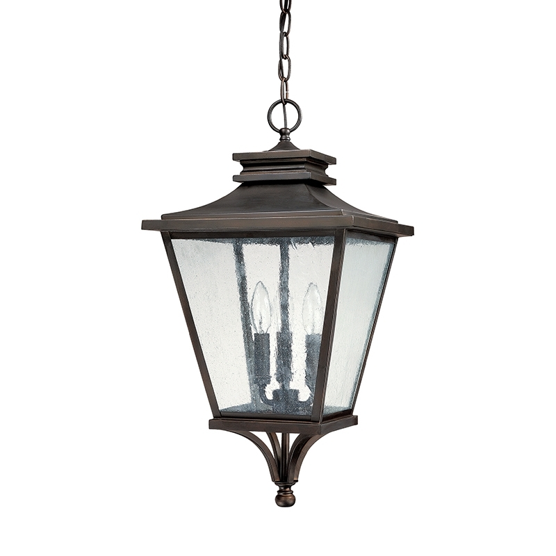 3 Light Outdoor Hanging Lantern | Capital Lighting Fixture Company Pertaining To Italian Outdoor Lanterns (#1 of 15)