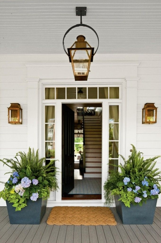 Inspiration about 39 Best Exterior Redo Images On Pinterest | Lamps, Lantern And Lanterns For Outdoor Lanterns For Front Door (#1 of 15)
