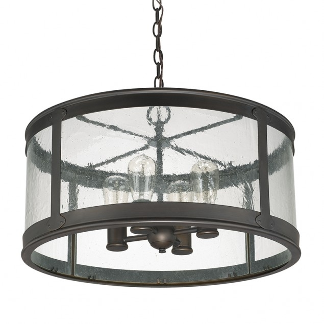Inspiration about 4 Light Outdoor Pendant | Capital Lighting Fixture Company Throughout Outdoor Hanging Electric Lanterns (#12 of 15)