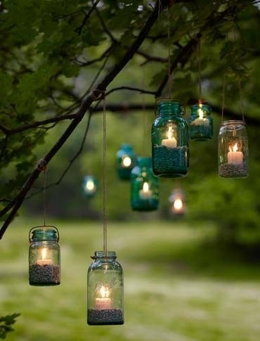 Inspiration about 5 Great Outdoor Mason Jar Lighting Projects | Outdoor Ideas For Outdoor Jar Lanterns (#4 of 15)