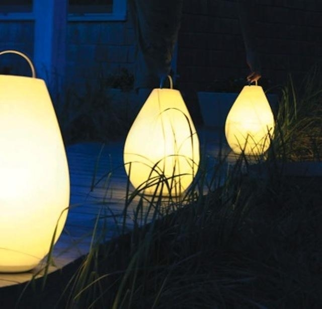 5 Quick Fixes: Outdoor Lanterns – Gardenista With Regard To Outdoor Rechargeable Lanterns (View 9 of 15)
