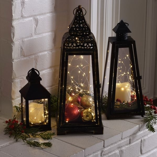 Inspiration about 65 Amazing Christmas Lanterns For Indoors And Outdoors | Christmas Intended For Outdoor Xmas Lanterns (#3 of 15)