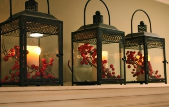 Inspiration about 65 Amazing Christmas Lanterns For Indoors And Outdoors – Digsdigs Within Outdoor Xmas Lanterns (#11 of 15)