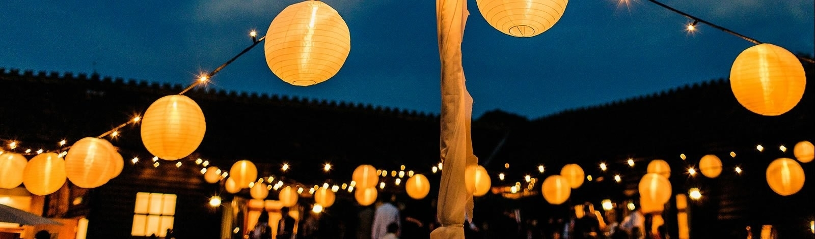 Inspiration about 9 Amazing Ideas For Outdoor Party Lighting | Certified Lighting In Outdoor Lanterns For Parties (#3 of 15)