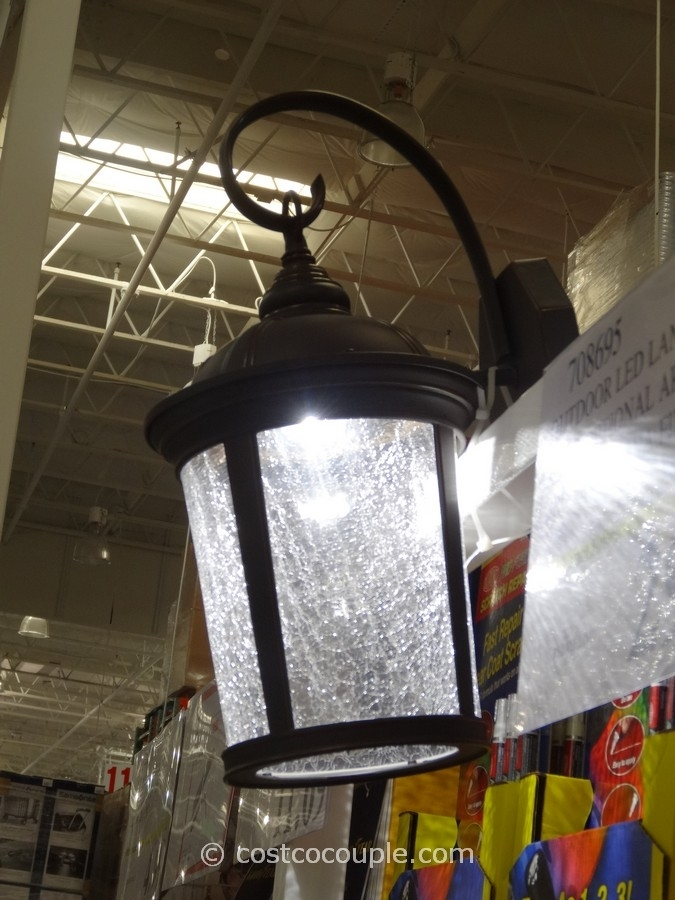 Altair Lighting Outdoor Led Lantern Inside Led Outdoor Lanterns (View 4 of 15)