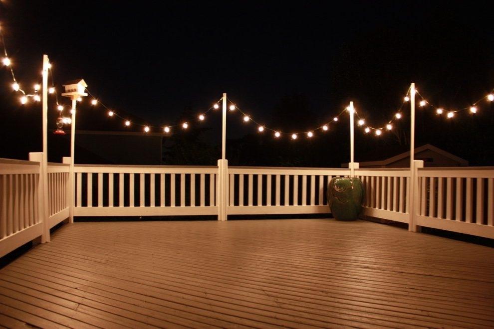 Amazing Outdoor Deck Lighting Ideas Cool Zacha #64595 | Garden Decor With Outdoor Deck Lanterns (#4 of 15)