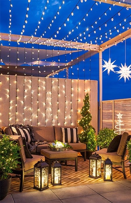 Amusing Lights For Patio At 100 Stunning Outdoor Lighting Ideas With For Outdoor Paper Lanterns For Patio (View 10 of 15)