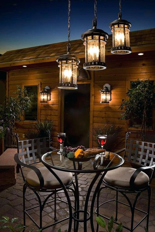 Appealing Pendant Outdoor Lighting Outdoor Pendant Lighting Ideas With Outdoor Pendant Lanterns (#3 of 15)