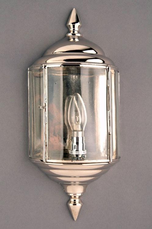 Art Deco Outdoor Lighting – Outdoor Lighting Ideas Regarding Nickel Outdoor Lanterns (View 7 of 15)