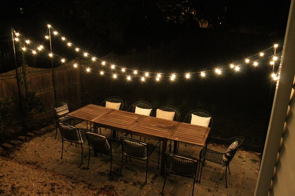 Attractive Lights For Patio At Light Strings Astound Outdoor String Regarding Outdoor String Lanterns (#4 of 15)