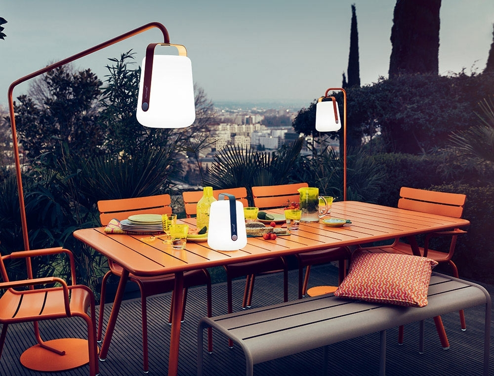 Balad Garden Lanterns From Fermob – Design Milk In Outdoor Table Lanterns (View 10 of 15)