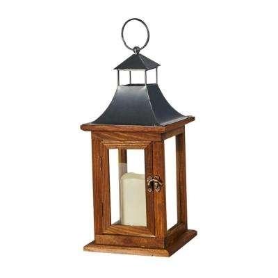 Battery – Timer – Outdoor Lanterns – Outdoor Specialty Lighting Pertaining To Outdoor Timer Lanterns (#1 of 15)