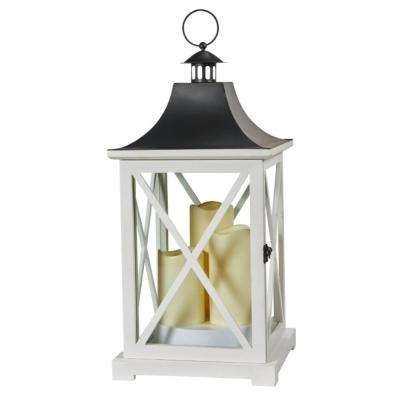 Battery – Weather Resistant – Outdoor Lanterns – Outdoor Specialty Intended For Outdoor Lanterns With Led Candles (View 7 of 15)