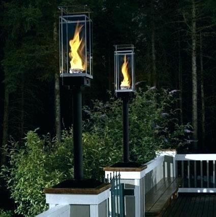 Best Choice Of Outdoor Gas Lanterns In Natural Lamp Inside Lamps Pertaining To Outdoor Gas Lanterns (View 1 of 15)