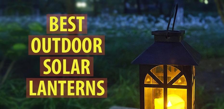 Best Outdoor Solar Lanterns | Ledwatcher Throughout Outdoor Solar Lanterns (#4 of 15)
