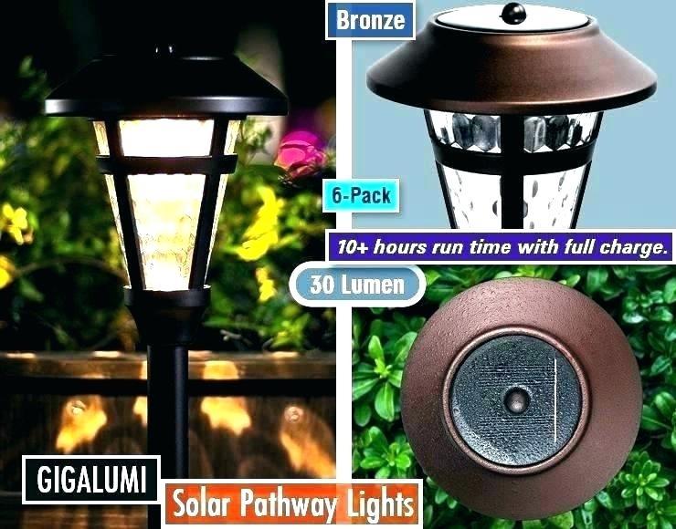 Best Pathway Lights Solar Path Garden Landscape Outdoor Lanterns Regarding Walmart Outdoor Lanterns (View 12 of 15)