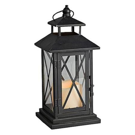 Black Outdoor Lanterns Candles – Image Antique And Candle Pertaining To Indoor Outdoor Lanterns (#2 of 15)