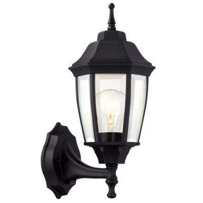 Black – Outdoor Lanterns – Outdoor Wall Mounted Lighting – Outdoor With Black Outdoor Lanterns (#6 of 15)
