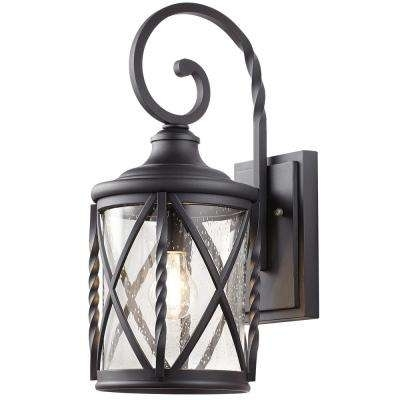 Black – Outdoor Wall Mounted Lighting – Outdoor Lighting – The Home For Black Outdoor Lanterns (View 13 of 15)