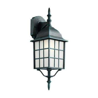 Blue – Hardwired – Outdoor Lanterns – Outdoor Wall Mounted Lighting For Blue Outdoor Lanterns (View 10 of 15)