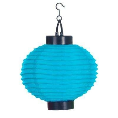 Blue – Outdoor Lanterns – Outdoor Ceiling Lighting – Outdoor With Blue Outdoor Lanterns (View 8 of 15)