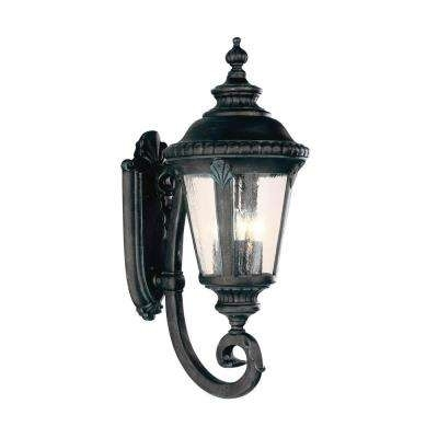 Blue – Outdoor Lanterns – Outdoor Wall Mounted Lighting – Outdoor Pertaining To Blue Outdoor Lanterns (View 5 of 15)