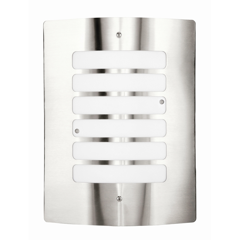 Brilliant Queenslander Grill Exterior Wall Light | Bunnings Warehouse Intended For Outdoor Lanterns At Bunnings (View 8 of 15)