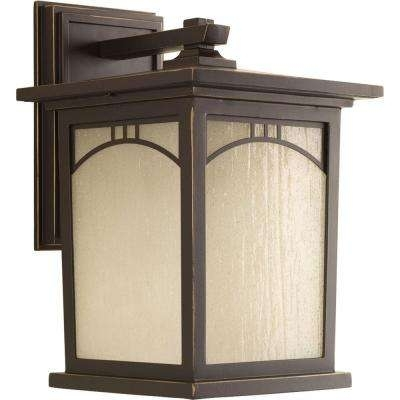 Bronze – Cottage – Outdoor Wall Mounted Lighting – Outdoor Lighting Within Antique Outdoor Lanterns (View 11 of 15)