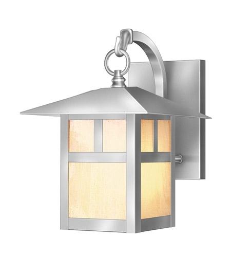 Brushed Nickel Outdoor Lighting Throughout Nickel Outdoor Lanterns (View 5 of 15)