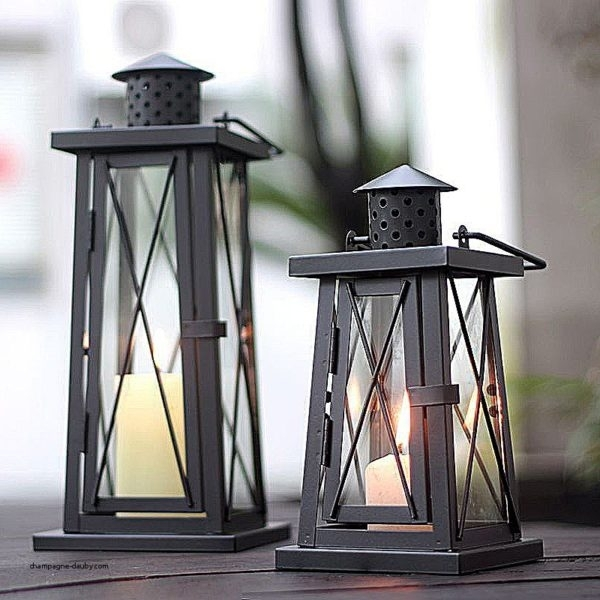 Candle Holder : Best Of Outdoor Hurricane Candle Holders – Outdoor In Outdoor Hurricane Lanterns (View 12 of 15)