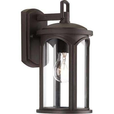 Coastal/nautical – Bronze – Outdoor Wall Mounted Lighting – Outdoor In Outdoor Bronze Lanterns (View 15 of 15)