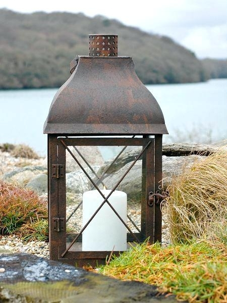 Cool Garden Candles Lanterns – Side Project Exterior Ideas With Outdoor Lanterns With Candles (View 10 of 15)