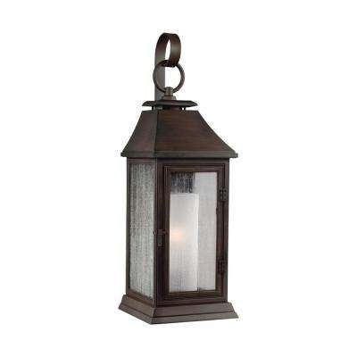 Copper – Feiss – Outdoor Wall Mounted Lighting – Outdoor Lighting Regarding Italian Outdoor Lanterns (#4 of 15)