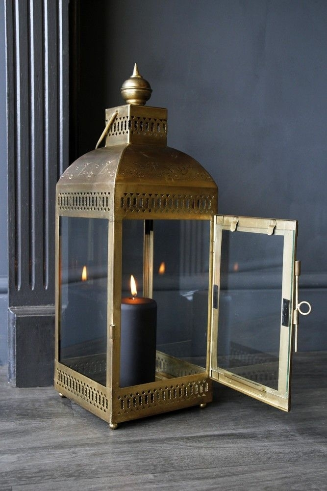 Cordoba Metal Candle Lantern | Outdoor Candle Lanterns | Pinterest Regarding Outdoor Memorial Lanterns (View 7 of 15)