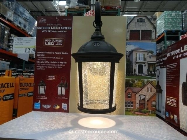 Inspiration about Costco Outdoor Lights Intended For Outdoor Lanterns At Costco (#1 of 15)