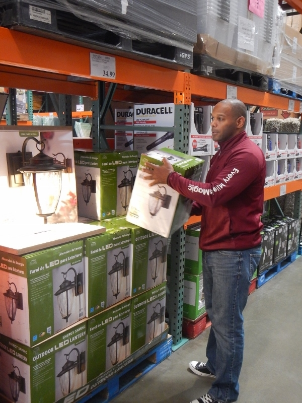 Costco Outdoor Lights – Outdoor Lighting Ideas Intended For Outdoor Lanterns At Costco (View 15 of 15)