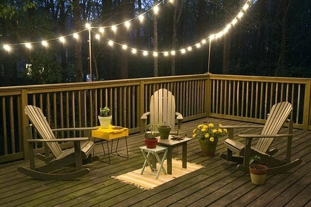 Inspiration about Deck Ligths Cool Deck Lighting Ideas Deck Lights Hanging In Outdoor Lanterns For Deck (#6 of 15)