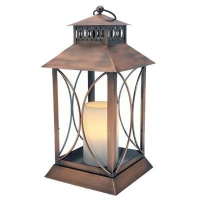 Inspiration about Decorate A Small Balcony – Inspired By | Wayfair | Balcony Basics Throughout Resin Outdoor Lanterns (#5 of 15)