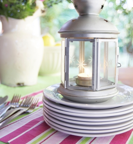 Inspiration about Decorate For A Garden Party – Inspired Gathering In Kroger Outdoor Lanterns (#10 of 15)