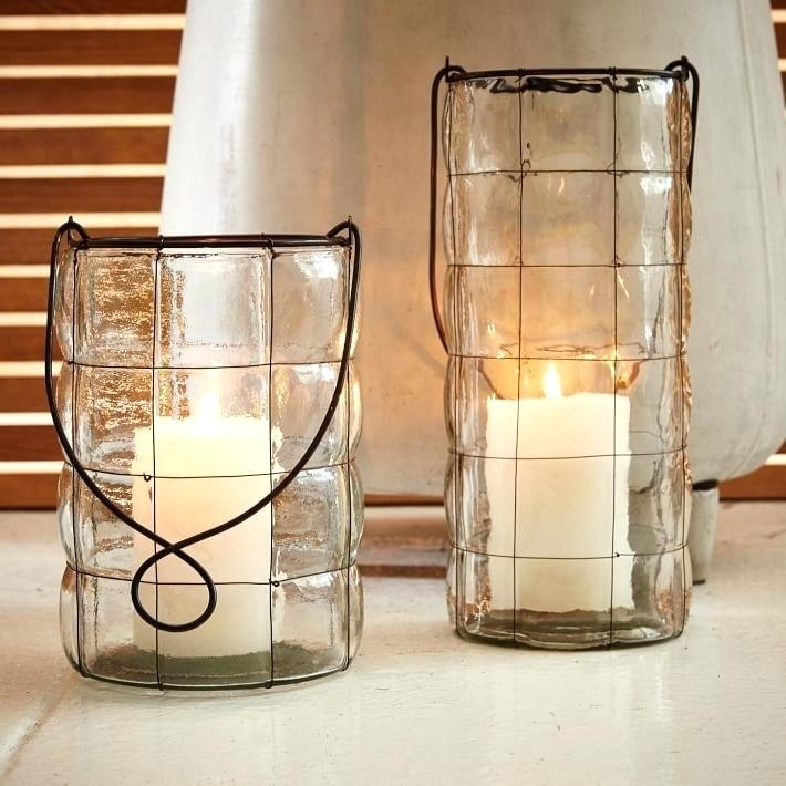 Decoration: Outdoor Table Lanterns Throughout Outdoor Table Lanterns (#4 of 15)