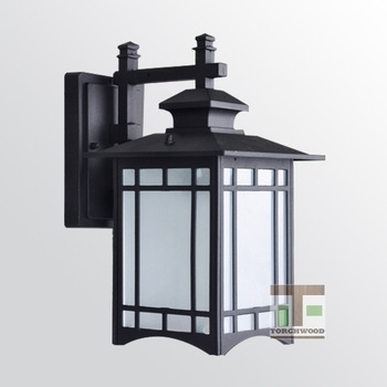 Inspiration about Decorative Aluminium Black Wall Light Up And Down Vintage Outdoor In Vintage Outdoor Lanterns (#6 of 15)