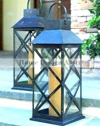 Inspiration about Decorative Candle Lantern – Randallrootz Regarding Large Outdoor Decorative Lanterns (#11 of 15)